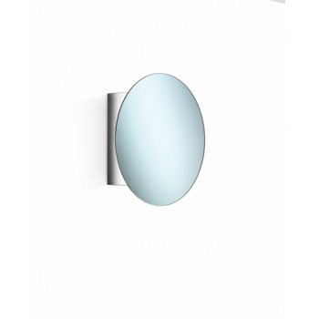 Шкаф зеркальный, круглый Linea Beta 51512