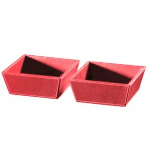 Поднос для аксессуаров красный Koh-i-noor 2605RD