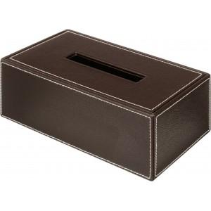 Бокс для салфеток коричневый Koh-i-noor 2606DB