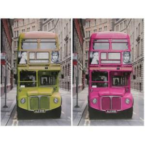 """Картина """"London Bus"""" Kare 69131"""