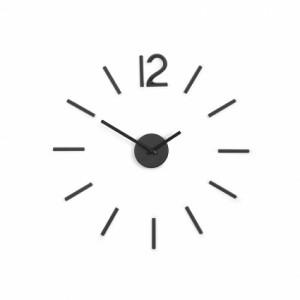 Настенные часы Blink чёрные 1005400-040