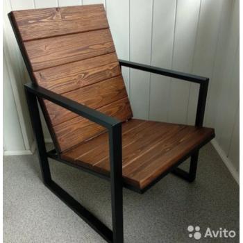 Кресло LoftMoscow Krs013