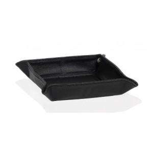Поднос для аксессуаров черный Andrea House AX12208