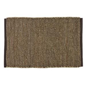 Коврик коричневый Andrea House AX16034
