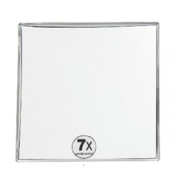 Зеркало 7-кратное 10*10 см. Andrea House BA14276