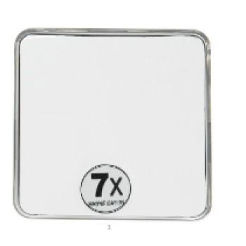 Зеркало 7-кратное 15*15 см. Andrea House BA14280