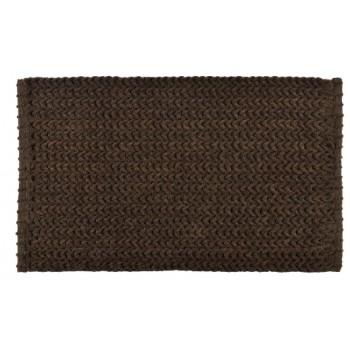 Коврик коричневый Andrea House BA16025