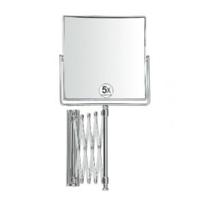 Зеркало 5-кратное 15*15 см. Andrea House BA8018