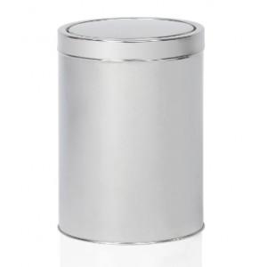 Ведро для мусора металл / хром 5 л. Andrea House BA8589