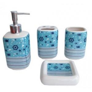 Набор аксессуаров для ванной Primanova Aspen D-16001
