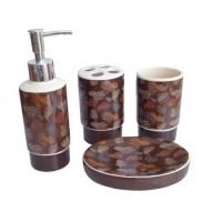 Набор аксессуаров для ванной Primanova Dior D-16010