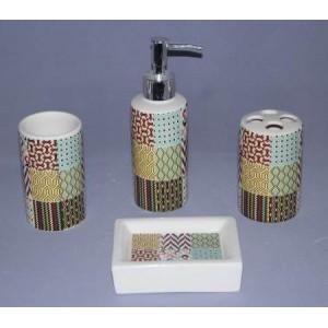 Набор аксессуаров для ванной Primanova Evora D-16013