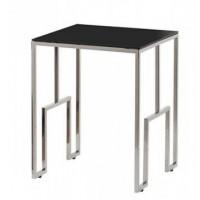 Журнальный столик Garda Decor 3RX5078L-SILVER