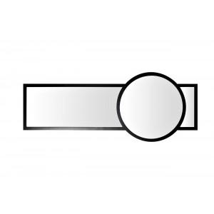 Зеркало декоративное Garda Decor 17-AB03
