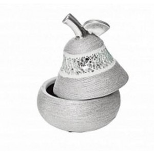 Шкатулка для украшений груша Garda Decor 18H7578M-1