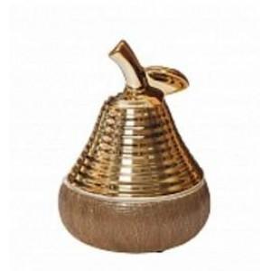 Шкатулка для украшений груша Garda Decor 18H7578M-6