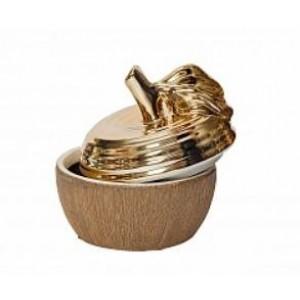 Шкатулка для украшений яблоко Garda Decor 18H7926S-6