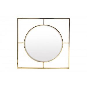 Зеркало квадратное декоративное Garda Decor 19-OA-5892