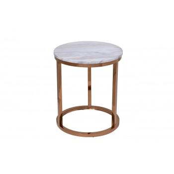 Набор из 2-х журнальных столиков (искусственный мрамор) 57EL-ET101В