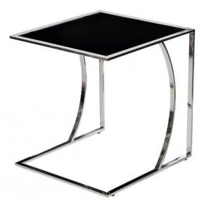 Журнальный столик Garda Decor 3RXNT5076L-SILVER