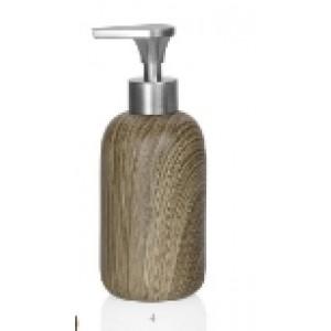 Дозатор для мыла дерево Andrea House BA66144