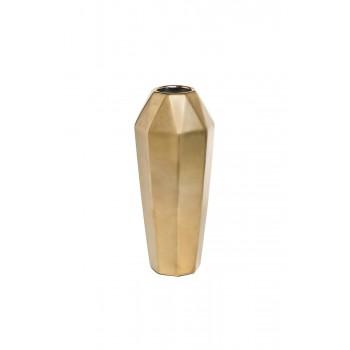 Ваза керамическая золотая 55RD3750M