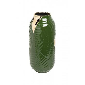 Ваза керамическая зеленая 55RV3749L