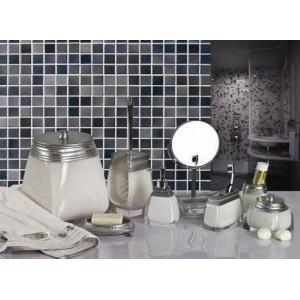 Набор аксессуаров для ванной Primanova Jasmine D-13440