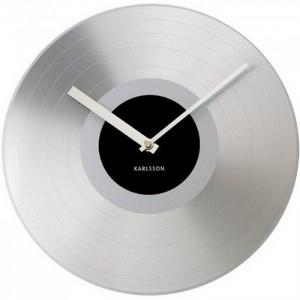 "Часы ""Виниловая пластинка"" Present Time KA4824"