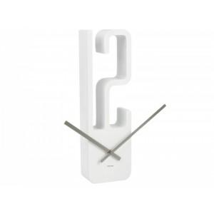 """Часы настенные """"12"""" Present Time KA5318WH"""