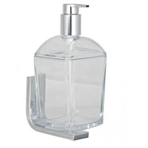 Дозатор для жидкого мыла настенный Koh-i-noor 6014KK