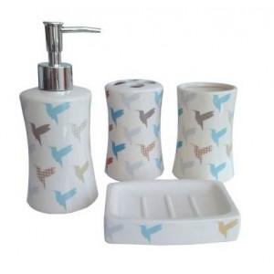 Набор аксессуаров для ванной Primanova Loa D-16007