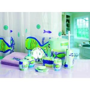 Набор аксессуаров для ванной Primanova Minnow D-13900