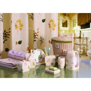 Набор аксессуаров для ванной Primanova Sonbahar D-13200