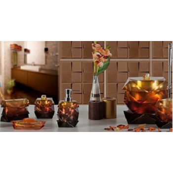 Набор аксессуаров для ванной Primanova Trio D-18700