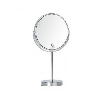 Зеркало с 5-ти кратным увеличением, настольное Andrea House  BA5013