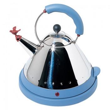 Чайник электрический со свистком Alessi MG32 AZ