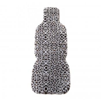 Накидка-чехол для автосидения леопардовый