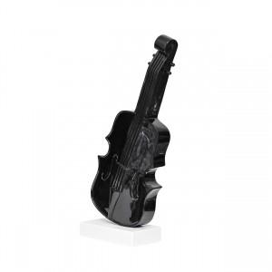 """Статуэтка """"Скрипка"""" D1841 (черный)"""