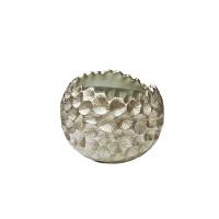 Кашпо серебряное ZS-C1032-18