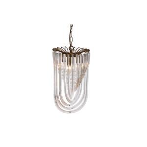 Светильник потолочный изящный 15-D6187-3