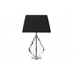 Лампа настольная из хрусталя XL5800BL