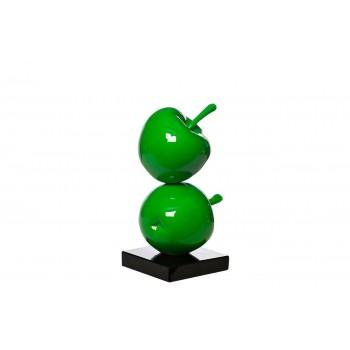 """Статуэтка """"Зелёные яблочки"""" D404XS"""