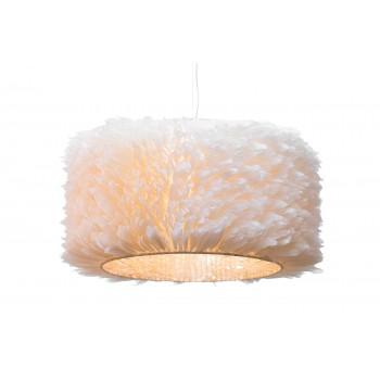 Светильник потолочный из перьев K2CK1092A