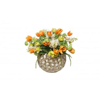 Букет с тюльпанами 1 Букет с тюльпанами