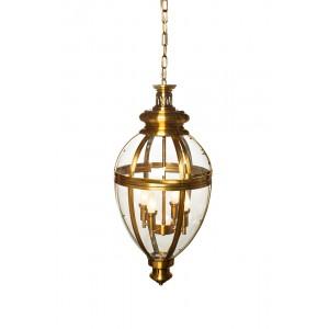 Светильник потолочный подвесной (золото) K2KM0118P-4COP