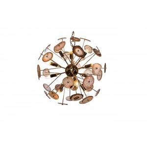 Светильник подвесной золотой 20MD3420-12