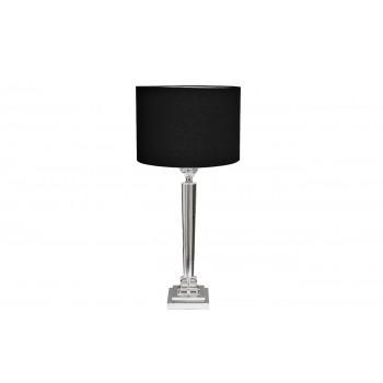 Светильник со стеклянной ножкой 22-87659