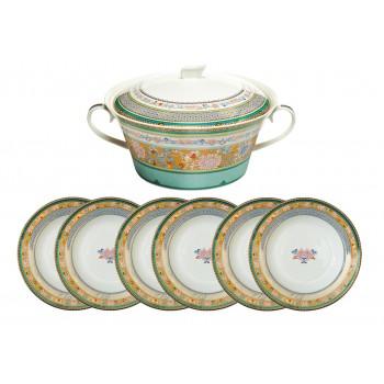 Суповой набор посуды Набор посуды №4