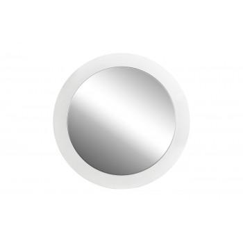 Зеркало круглое белое 31PL-839MR